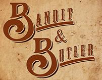 FellowManCreative: Bandit & Butler Album sleeve