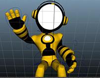 3D Composing
