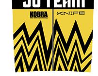 Ju Team - Jersey & Bib design