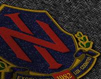 Instituto Isaac Newton Badge
