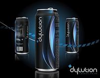Dylution - Energy Drink Identity