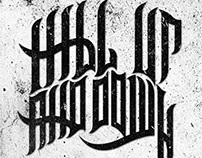 Hill Up And Down - Logotyp