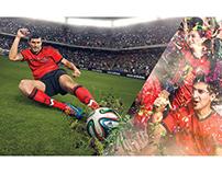 ADIDAS 2014, Soccer world cup, México