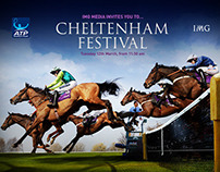 Cheltenham Festival invite for members of the ATP.