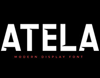 ATELA Sans Serif