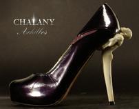 Chalany Achilles Pumps