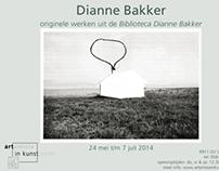 originele werken uit de Biblioteca Dianne Bakker