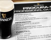 Guinness - Profissional da Cerveja