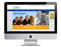 BCSPCA web redesign