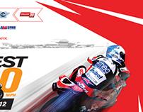 SBK Superbike Poster Design