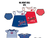fashion design :: licensed infant girls apparel SP14