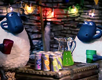 Alternative scoring Shaun the Sheep