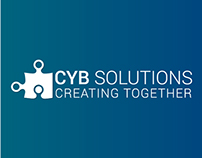 CYB Solutions (Web + Logotipo)