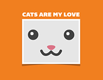 CATS ARE MY LOVE - Rebranding