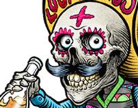 Los muertos / tequila