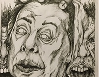 Mr. Wunderful Zombie Salon