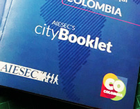 AIESEC's City Booklet Colombia
