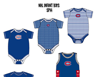 fashion design :: infant boys licensed apparel SP14