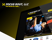 Focus Rout, LLC Website