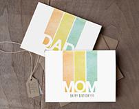 Mom/ Dad Birthday Card