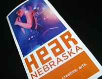 Hear Nebraska Brochure
