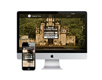 Responsive Web for Rental Tours Company