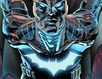 Batwing-Digital Coloring