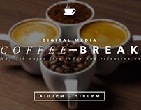 College Coffee Event