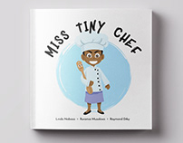 MISS TINY CHEF Book Dash Jozi
