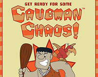 Product design: Caveman Chaos!