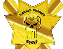 Dekalb County Sheriff Swat Logo