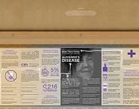 Alzheimer's Brochure Project
