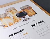 Calendar - Cape Town Food Festivals 2017