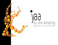 Branding Design - YAA Dance Company