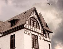 Casa voladora de paramonga
