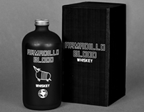 ARMADILLO BLOOD WHISKEY - ALCOHLIC BEVERAGE