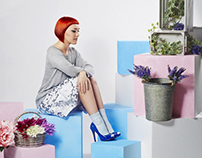 City Flower - Arte e Bellezza SS 2014