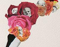 """""""selection"""" Illustration COLLAGE / Los días contados"""
