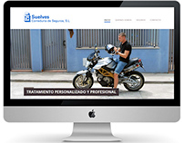 Website Design Suelves Insurance Brokers SL