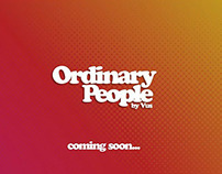 Ordinary People - Doccie Trailer