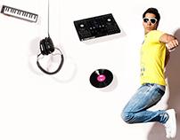 Client portfolio - DJ