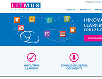 Litmus Learning Wesite