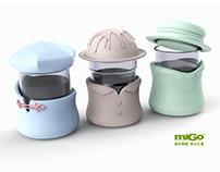 miGo - New product line design