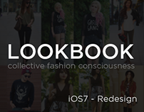 Lookbook - iOS7 Redesign