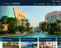 Sotheby's International Realty (First Regents) website
