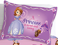 SOFIA THE FIRST BEDDING FH14