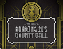 20's Ball - Poster & Tickets