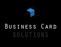 Business Card Design Portfolio by Innovative Solutions