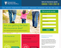 Financial Protection Limited website
