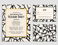PT Holiday Party Invitations